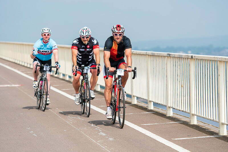 Severn Bridge Sportive - Rich Lewton Photography