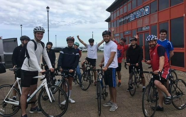 Savills IOW cycle day