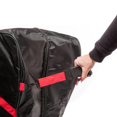 Bonza Bike Bag - Black 7